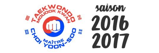 Rentrée 2016-2017