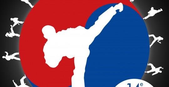 14ème Open de Paris Taekwondo Moudok Kwan